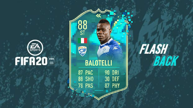 SBC Balotelli FIFA 20