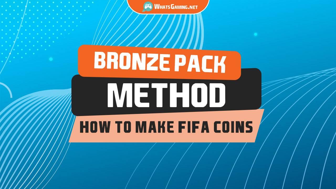 Bronze-Pack-Methode zur Herstellung von Münzen in der FIFA