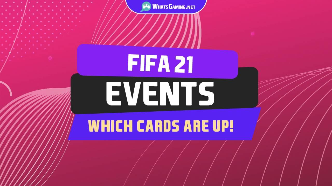 FIFA 21 Ultimate Team-Kalender: Datum der FUT 21-Veranstaltungen