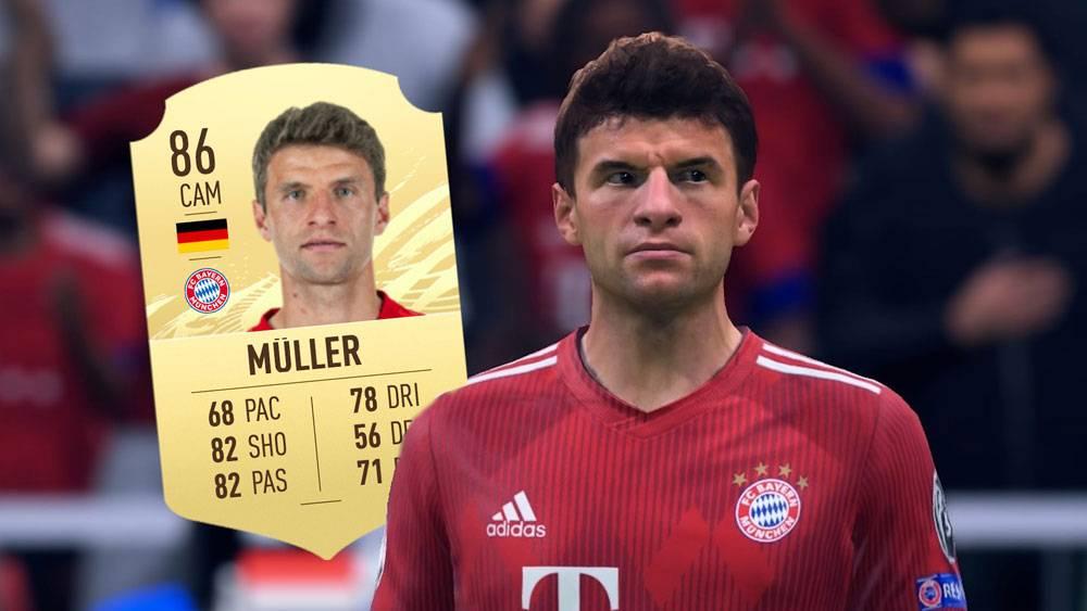 FIFA 21 Top Teams Bayern Munich