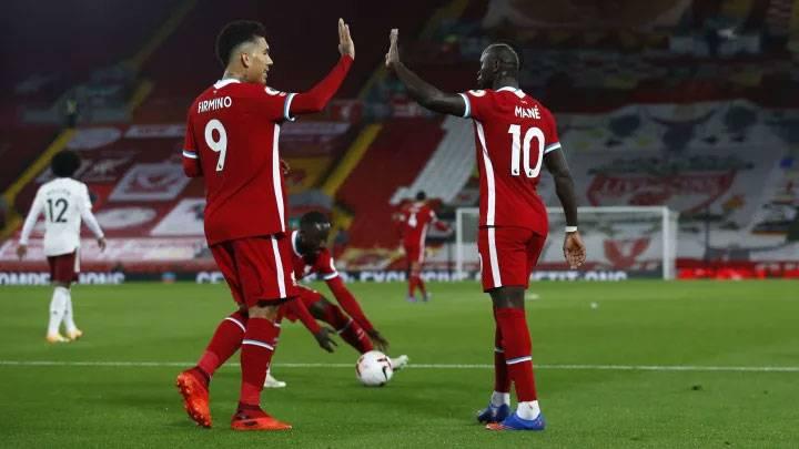 Liverpool best teams ffifa 21