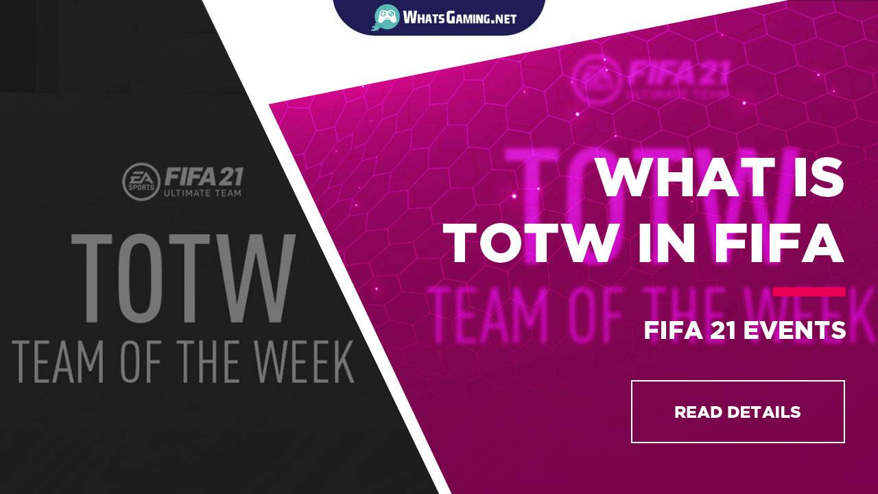 Quelle est Team of the Week