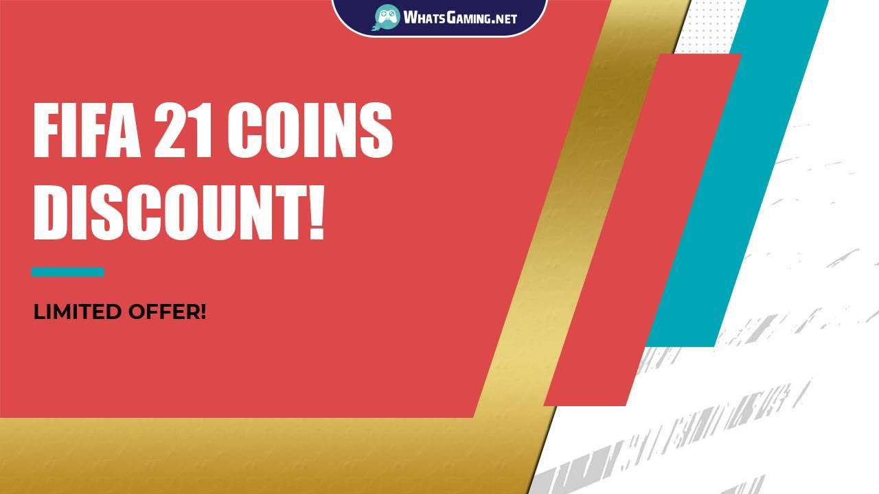FIFA 21 Münzen Rabatt