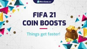 Cómo usar los aumentos de monedas en FIFA 21