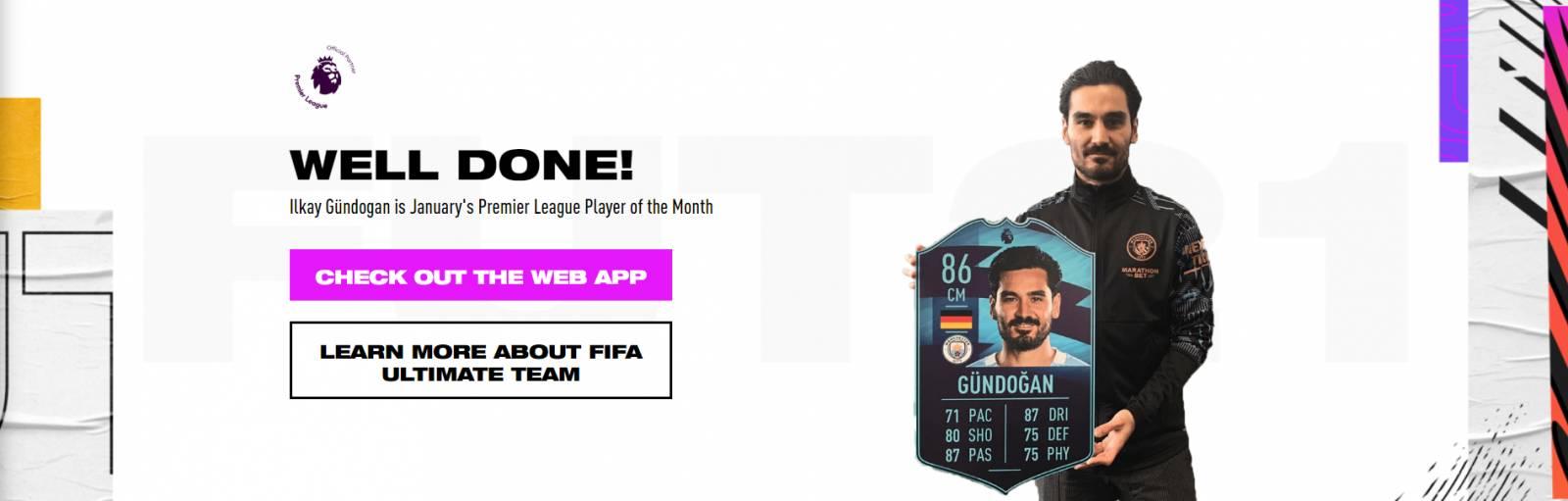 POTM FIFA EA