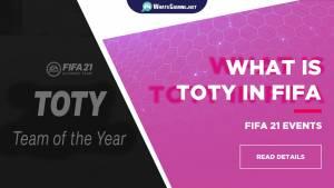 ¿Qué es TOTY en FIFA?