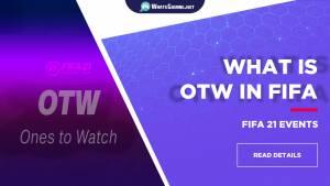 ¿Qué son las tarjetas OTW en FIFA?