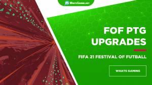 Aggiornamenti FOF PTG - FIFA 21