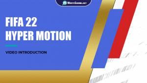 Tecnologia HyperMotion FIFA 22 - Presentazione video