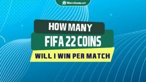 ¿Cuántas monedas FIFA ganaré por partido?
