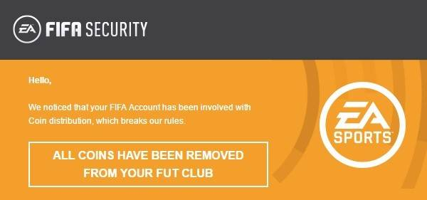fifa coins transfer security safety