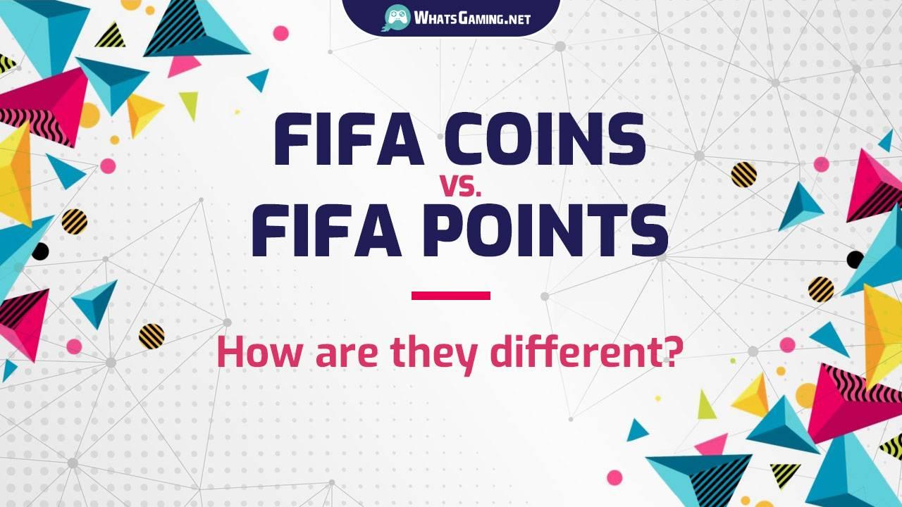 FIFA Points VS FIFA Coins