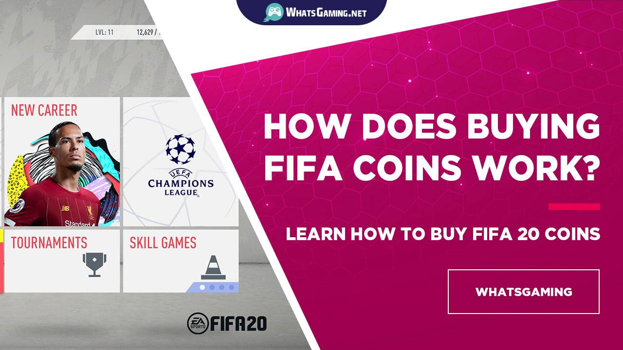 How Does Buying Fifa Coins Work