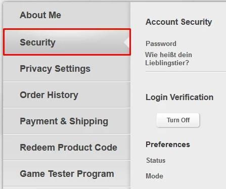 fifa backup code security