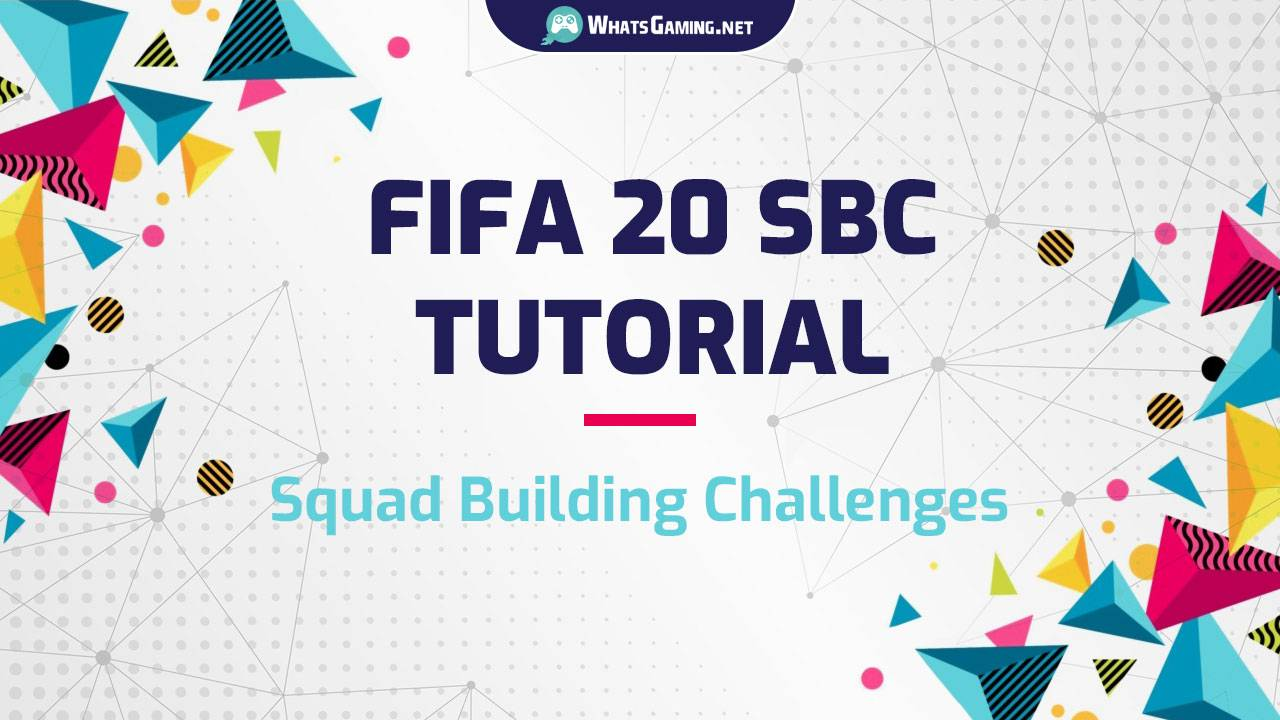 FIFA 20 SBC Alle Infos zu Squad Building Challenges