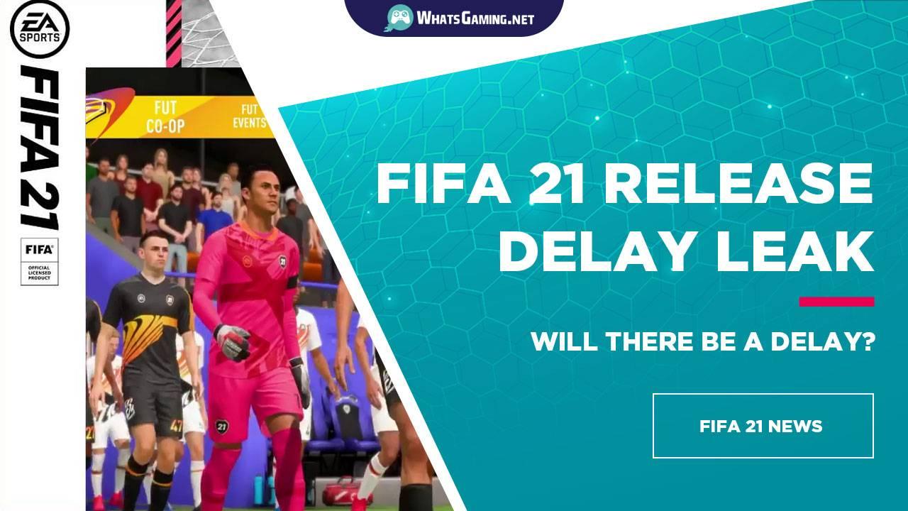 Filtración de la fecha de lanzamiento de FIFA 21: ¿se lanzará el juego en esta fecha?