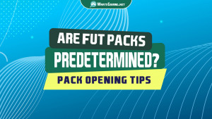 Are FUT Packs Predetermined Random
