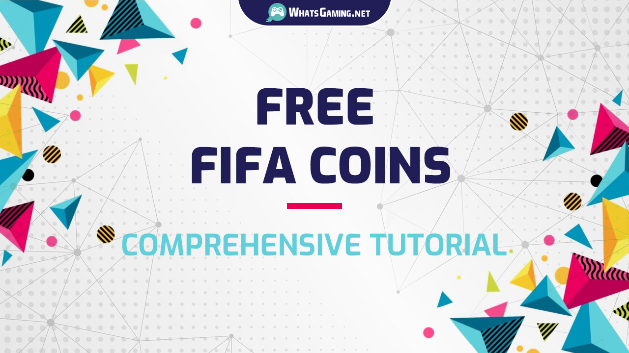 Free FIFA Coins - WhatsGaming