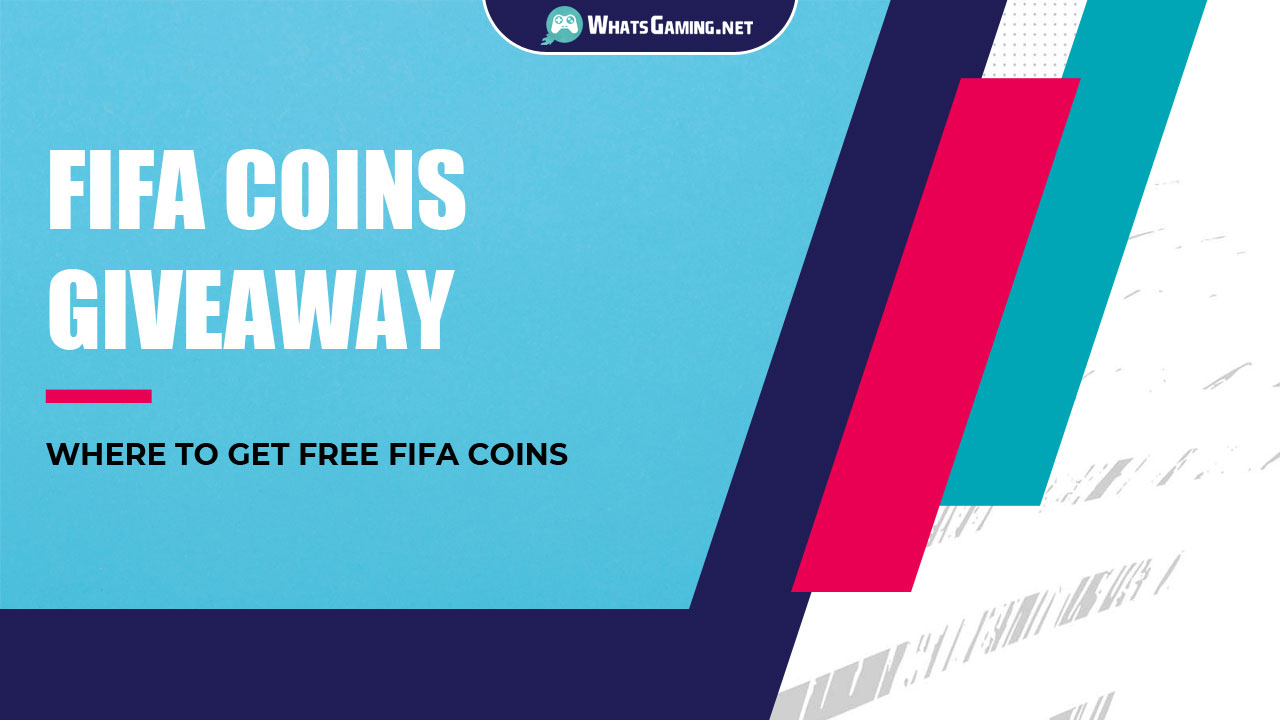 FIFA Coins Giveaway